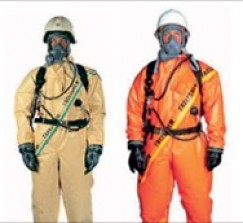 Gas and Chemical Resistant Suits